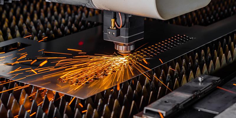 レーザー加工ターレットパンチプレス